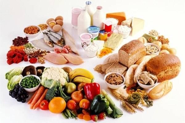 Nên có chế độ ăn uống hợp lí