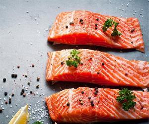 Thực đơn giảm cân với cá hồi