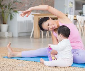 Bí quyết giảm cân sau sinh 1 tháng nhanh nhất lấy lại vóc dáng thon gọn