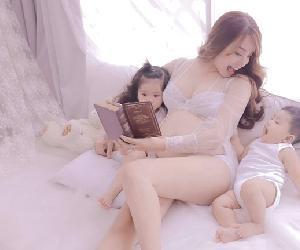 Mẹo nhỏ giữ dáng sau sinh