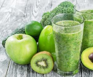 Những loại sinh tố rau xanh giúp giảm cân hiệu quả