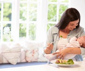 Nước uống tự nhiên giúp giảm cân cho Mẹ sau sinh
