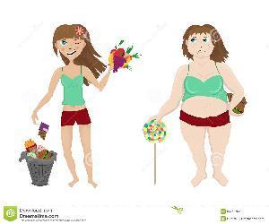 Những cách giảm cân cho lứa tuổi dậy thì trong năm học