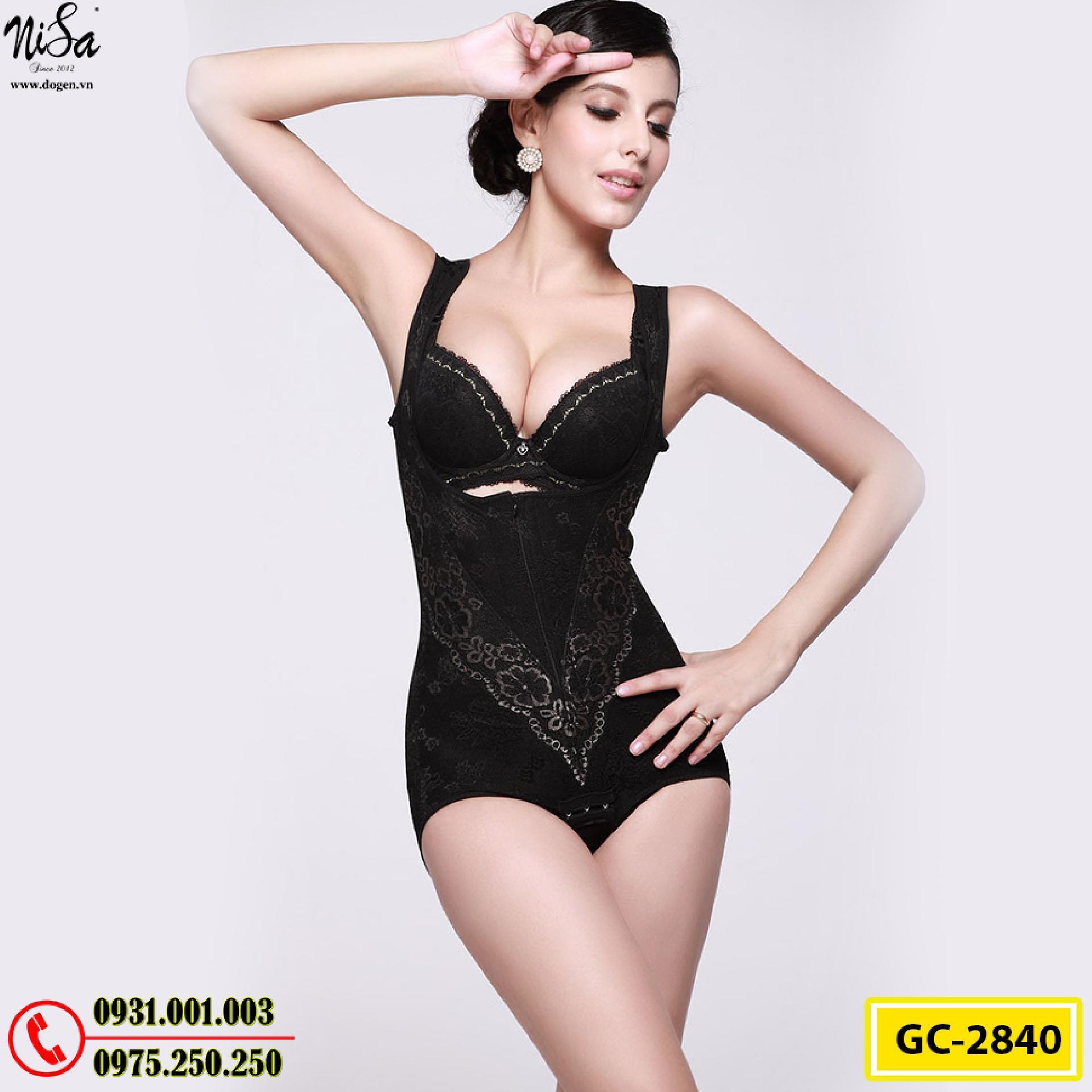 Đồ Lót Định Hình - Quần Áo Gen Định Hình Bikini Liền Thân Cao Cấp (Cod: GC-2840)
