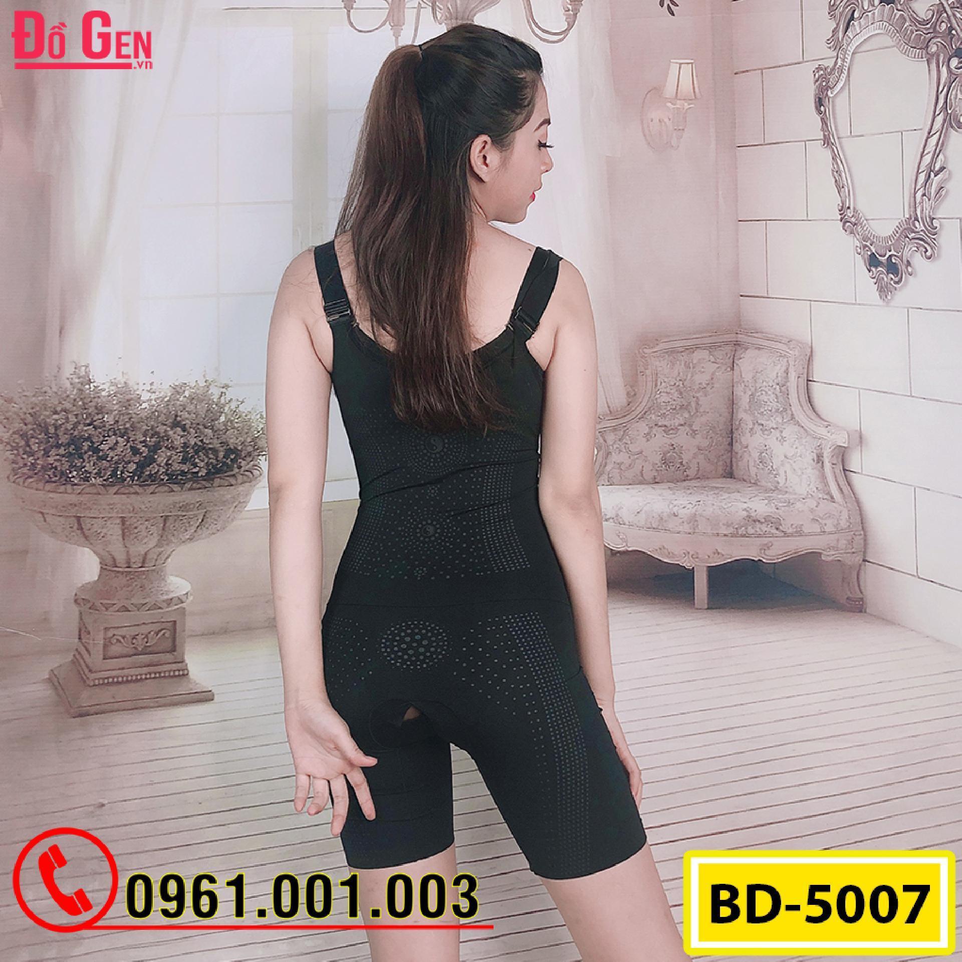 Đồ Lót Định Hình - Quần Áo Gen Định Hình Bikini Liền Thân Cao Cấp (Cod: BD-5007)