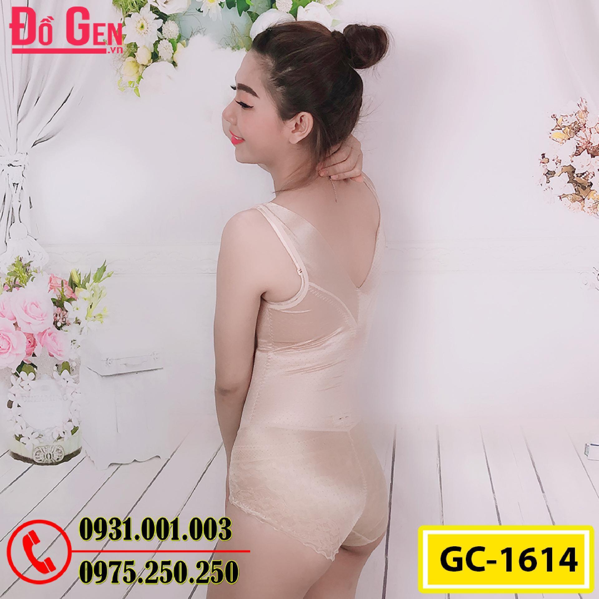 Đồ Lót Định Hình - Quần Áo Gen Định Hình Bikini Liền Thân Cao Cấp (Cod: GC-1614)